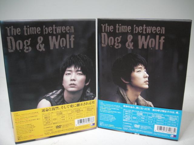 イジュンギ 犬とオオカミの時間 DVD-BOX1&2 韓流ドラマ8枚セット_画像2