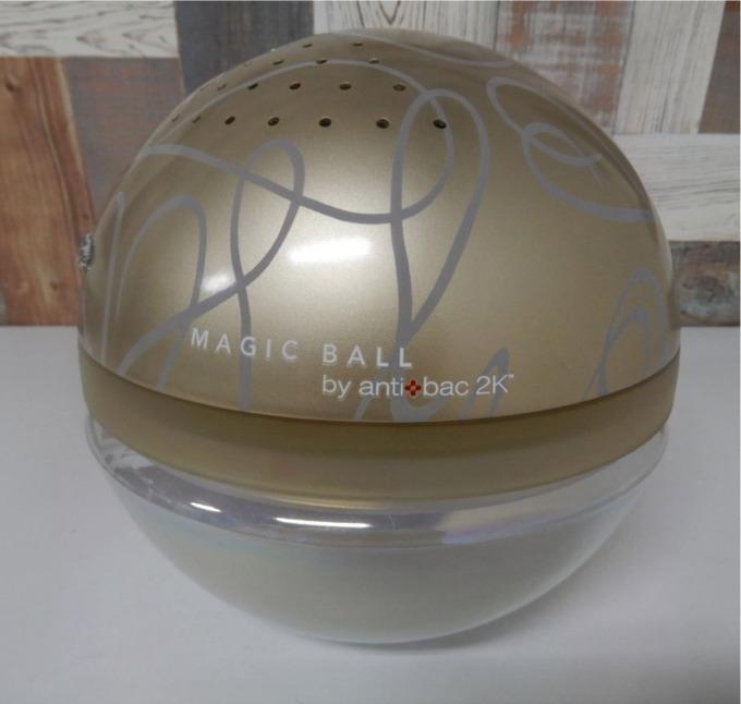 antibac 2K PANTONE MAGIC BALL L QS-1D 空気清浄機 Lサイズ_画像3