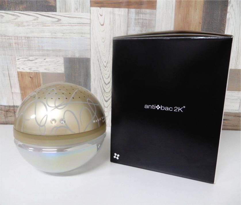 antibac 2K PANTONE MAGIC BALL L QS-1D 空気清浄機 Lサイズ_画像2