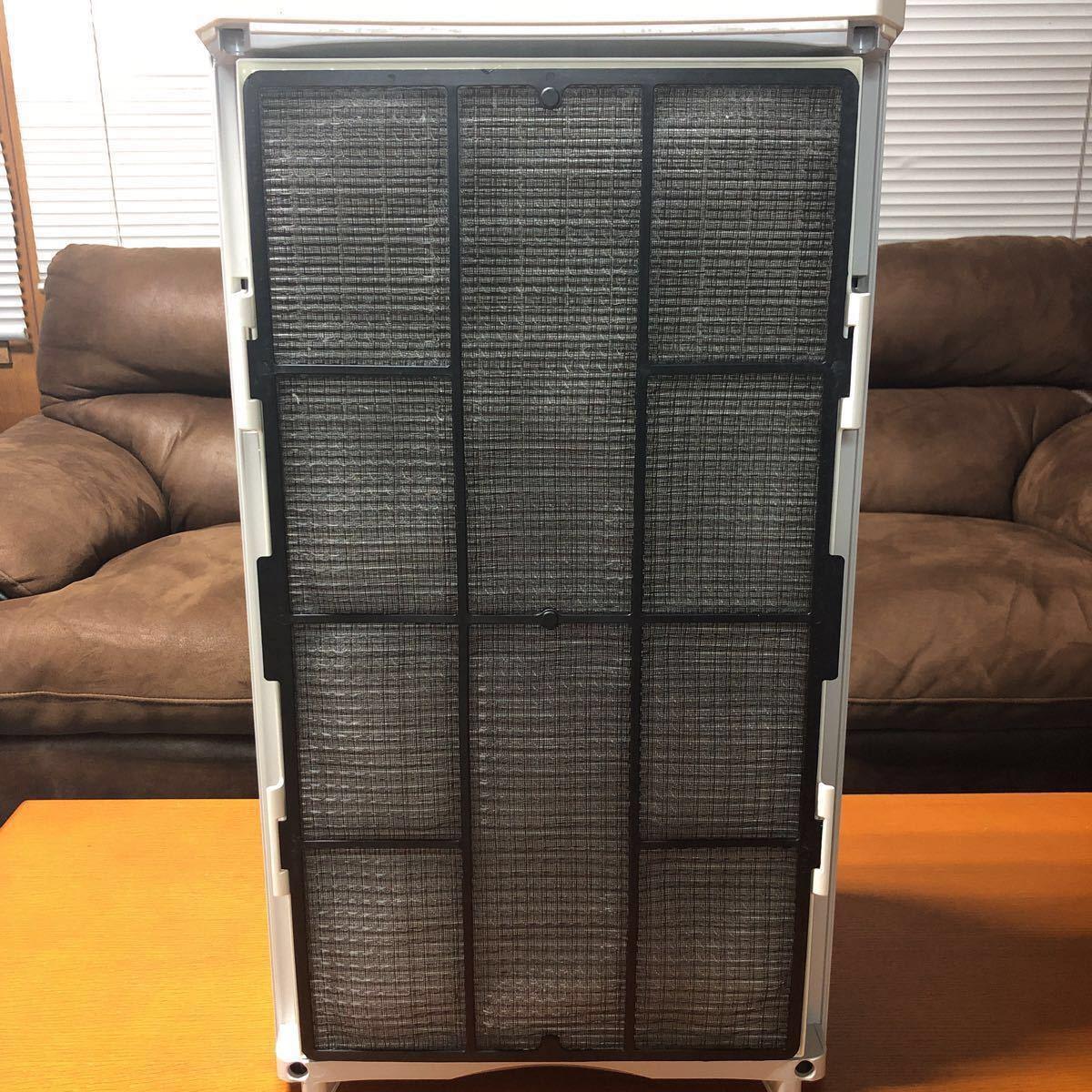 2018年製 未使用 美品 Amway アムウェイ アトモスフィア 空気清浄機 S 101076J 未開封 取扱説明書 リモコン付き _画像6