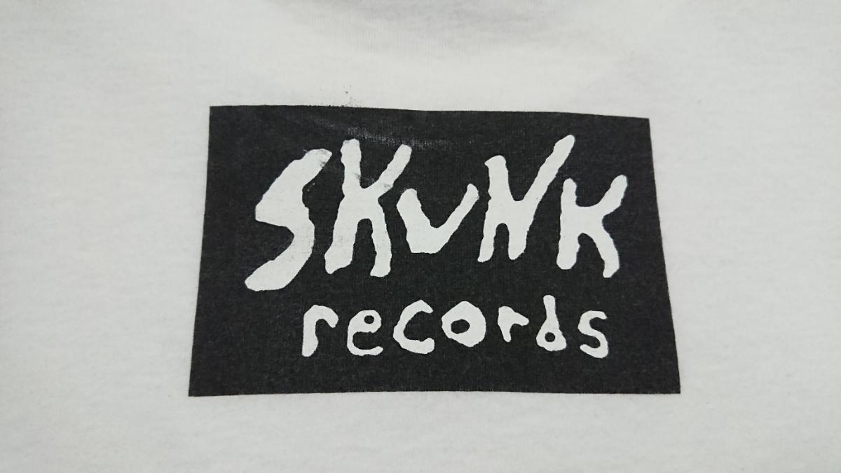 Hanes製 slightly stoopid Tシャツ USED XL / SUBLIME skunk records ziggens jack johnson nofx cypress hill voodoo glow skulls _画像5