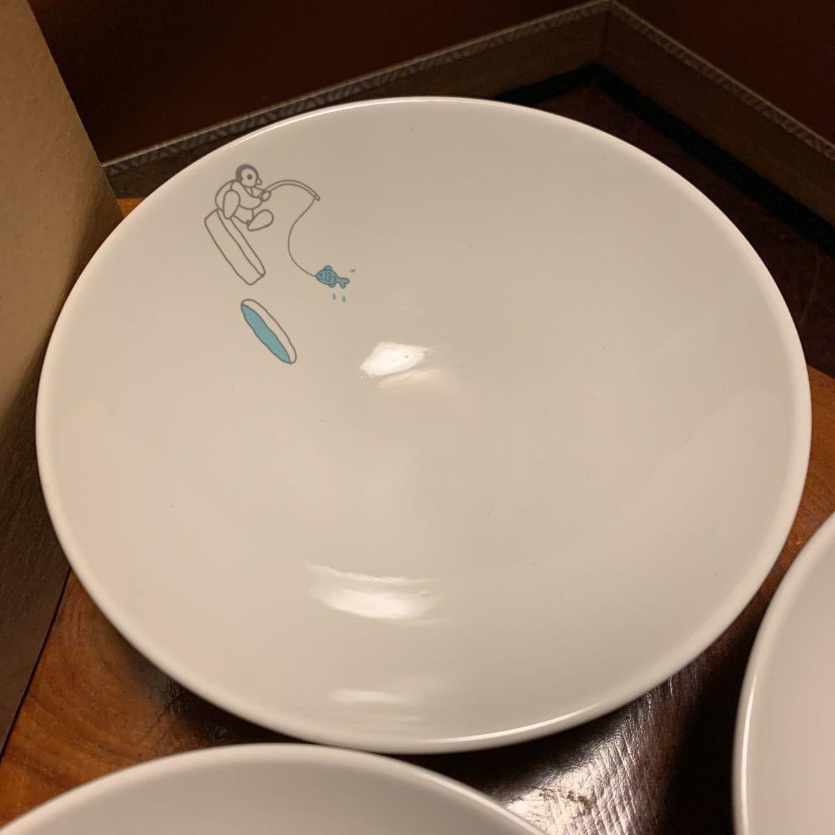 ミスタードーナツ ドンブリ レンゲ 食器 まとめて ピングー 等 pingu ミスド_画像8