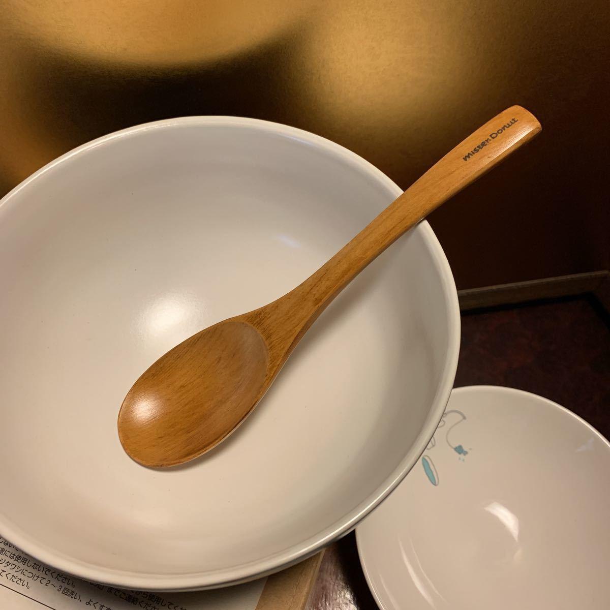 ミスタードーナツ ドンブリ レンゲ 食器 まとめて ピングー 等 pingu ミスド_画像3