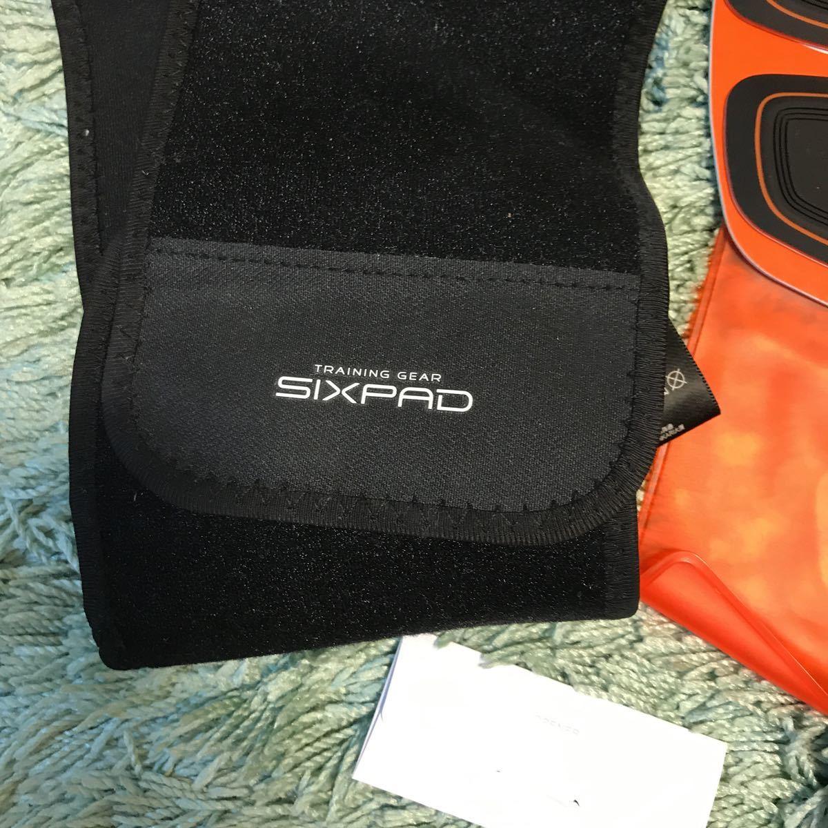 シックスパッド SIXPAD MTG 腹筋 ABS FIT アブズフィット ボディメイク ダイエットボディフィット 筋トレ_画像4