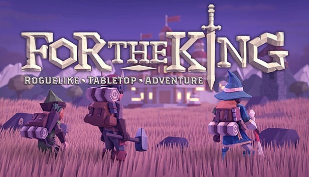 STEAM コード ★For The King★ PCゲーム 日本語対応_画像1