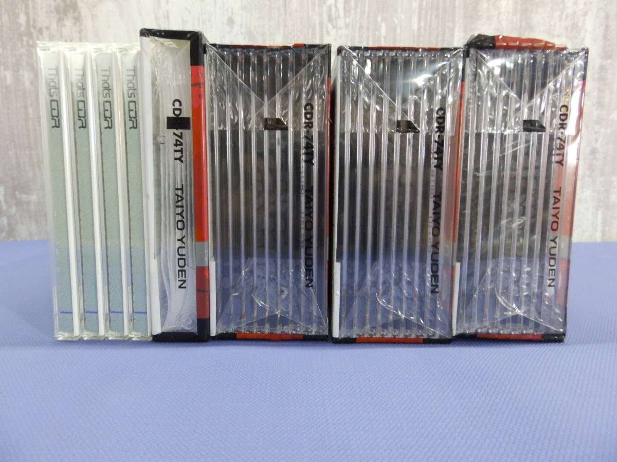 394 CD-R 未使用44枚セット_画像2