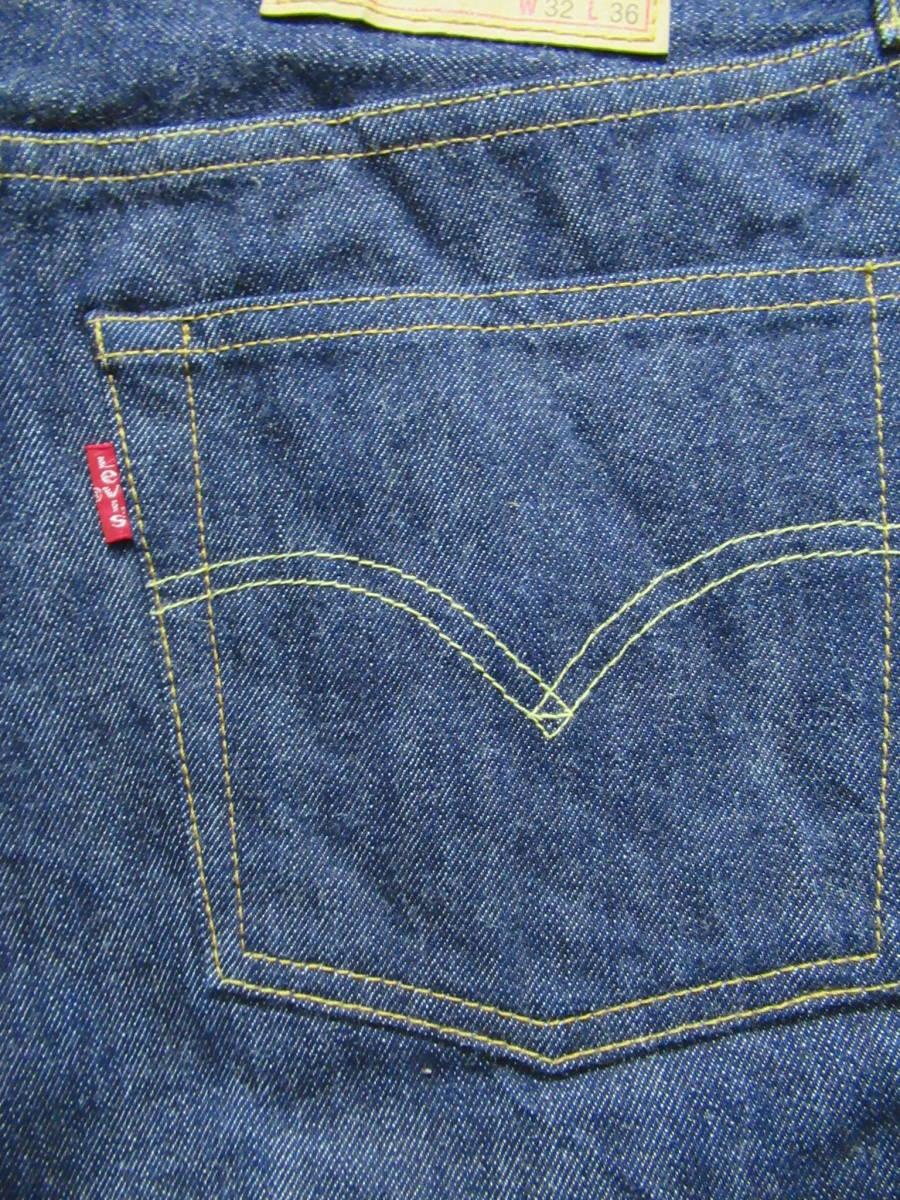 【美品】 LEVI'S VINTAGE CLOTHING リーバイス ビンテージ クロージング 78501-0002 501XX 1978年 MODEL_画像6