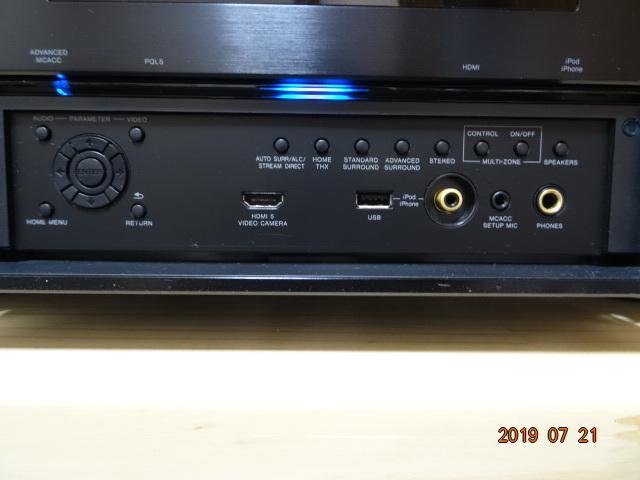 Pioneer パイオニア SC-LX73 AVアンプ_画像3