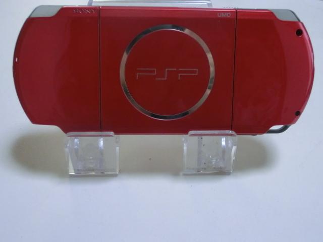 PSP3000 本体&充電器&メモリーカード 稼働品_画像4