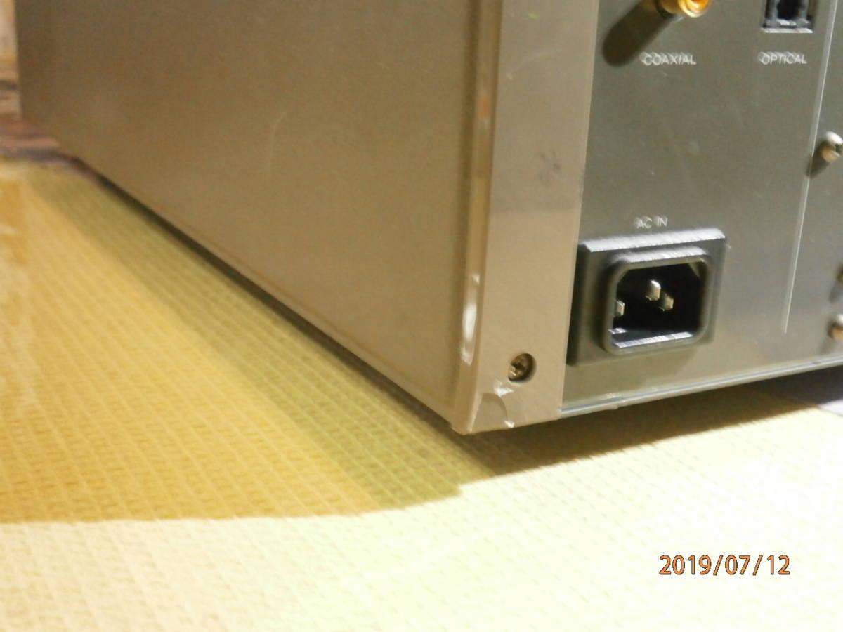 エソテリック ESOTERIC P-10 CDトランスポート ジャンク_画像6