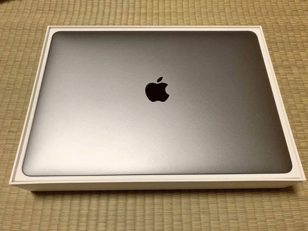 【美品】Macbook pro 2018 13インチ TouchBar搭載モデル AppleCare残2年以上 i5/256GB/8GB【送料無料】レザーケース付き_画像2