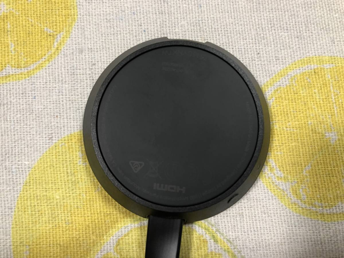 Google Chromecast Ultra NC2-6A5-D_画像2