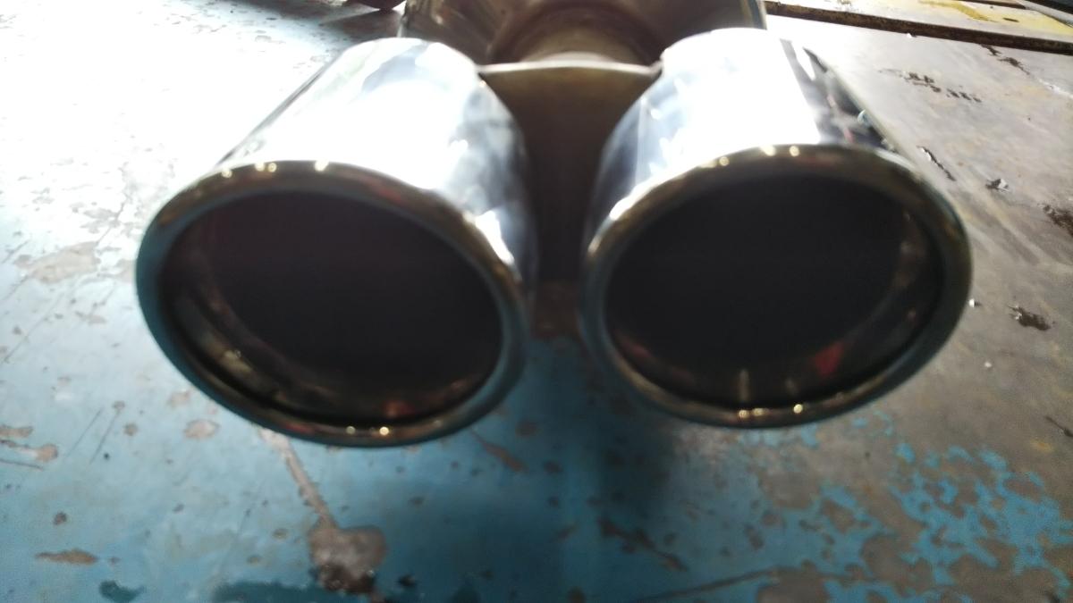 WRX S4 VA用 BLITZマフラー!
