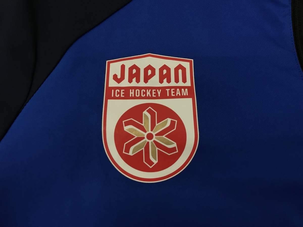 【選手支給】2017-18 アイスホッケー女子 日本代表 スマイルジャパンSmile Japan NIKEナイキ トレーニングジャージ上下/五輪オリンピック_画像3