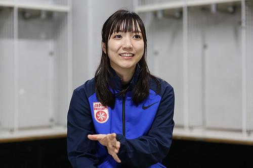 【選手支給】2017-18 アイスホッケー女子 日本代表 スマイルジャパンSmile Japan NIKEナイキ トレーニングジャージ上下/五輪オリンピック_画像9