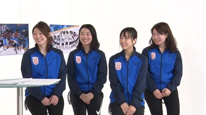 【選手支給】2017-18 アイスホッケー女子 日本代表 スマイルジャパンSmile Japan NIKEナイキ トレーニングジャージ上下/五輪オリンピック_画像8