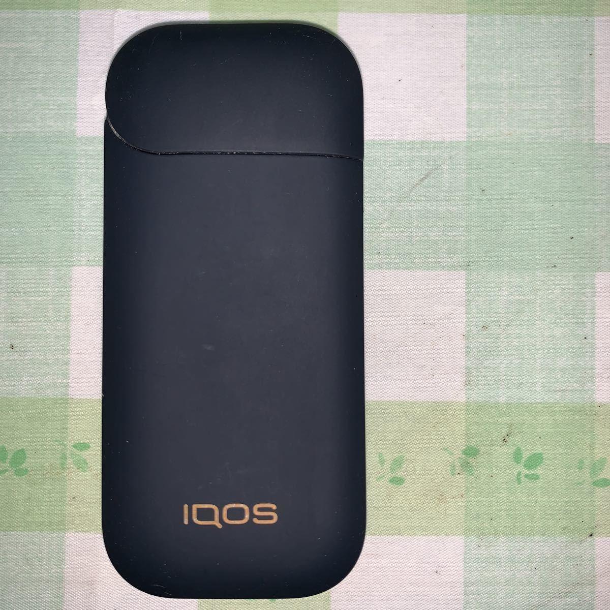 【1円スタート】美品 iQOS アイコス 2.4 plus プラス ネイビー ⑦_画像2