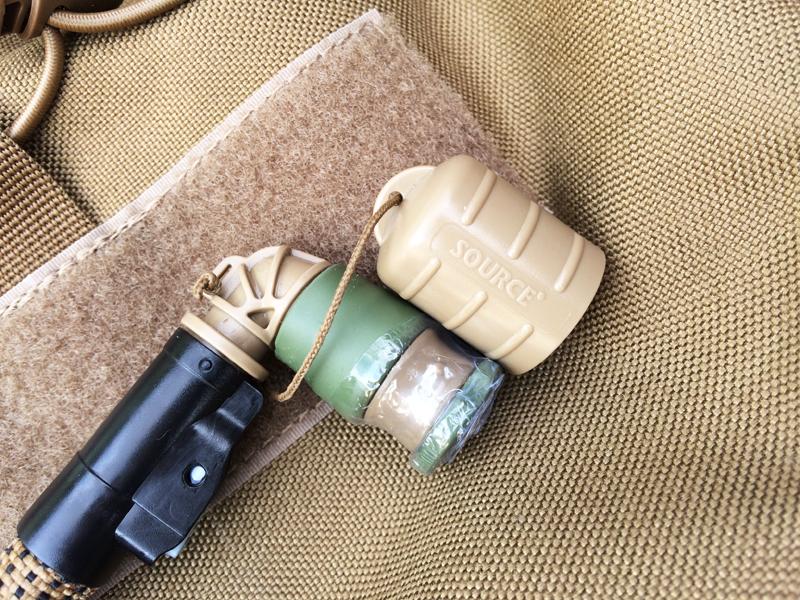 実物 米軍放出品 Valkor Tactical ヘリウム ライトウエイト アサルト バックパック CB    (seals marsoc usmc eod 8h53_画像8