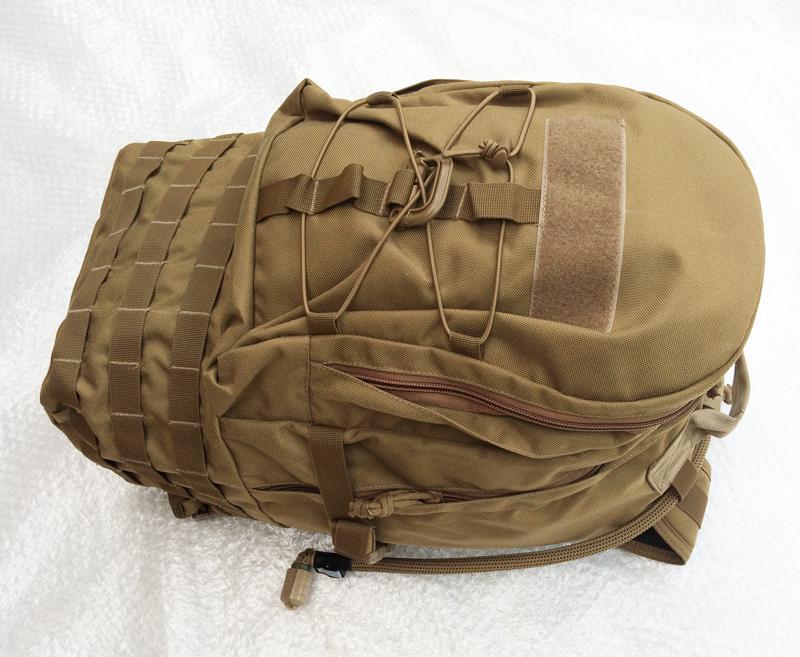 実物 米軍放出品 Valkor Tactical ヘリウム ライトウエイト アサルト バックパック CB    (seals marsoc usmc eod 8h53_画像1