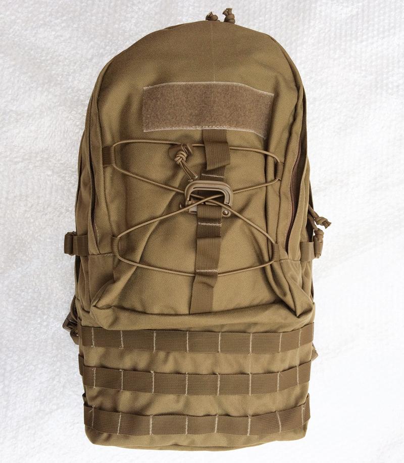 実物 米軍放出品 Valkor Tactical ヘリウム ライトウエイト アサルト バックパック CB    (seals marsoc usmc eod 8h53_画像2
