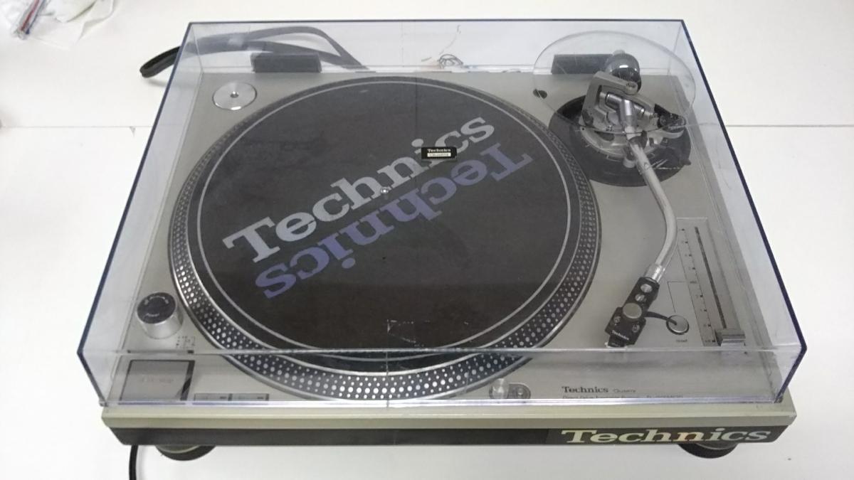 ※ Technics テクニクス ダイレクト ドライブ ターンテーブル システム SL-1200MK3D
