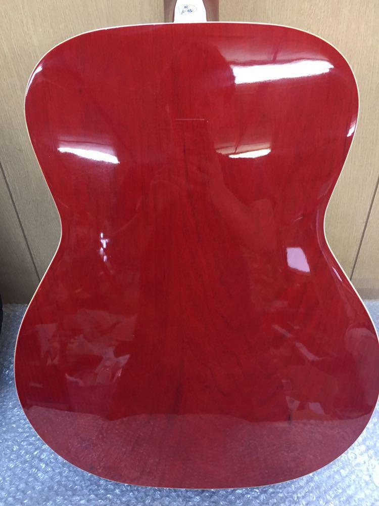 ◯ 美品 アコースティックギター Sepia Crue セピアクルー F-130/RDS ケース付き_画像4