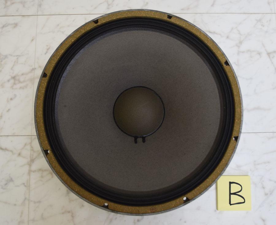 《グッジョブ》◇JBL 130A スピーカー 8Ω ペア 38㎝ 中古 美品 箱付き_画像6