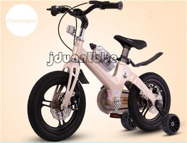 子供 自転車 補助輪付き 組み立て式 12-18インチ サイズ選択可 jup90_画像2