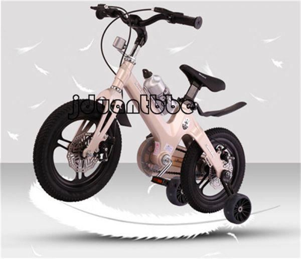 子供 自転車 補助輪付き 組み立て式 12-18インチ サイズ選択可 jup90_画像4