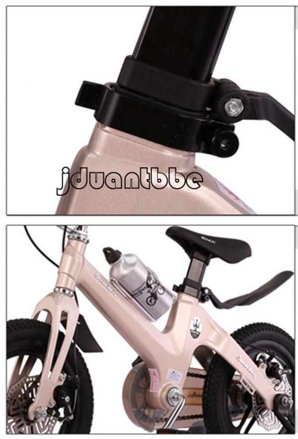 子供 自転車 補助輪付き 組み立て式 12-18インチ サイズ選択可 jup90_画像6