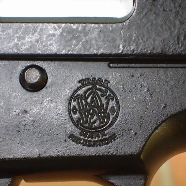 ◆マルシン スミス&ウェッソン M39 9mmオート ABSサテンフィニッシュ PFC-BLK Marushin SMITH&WESSON 未検品【GM【U1046_画像4