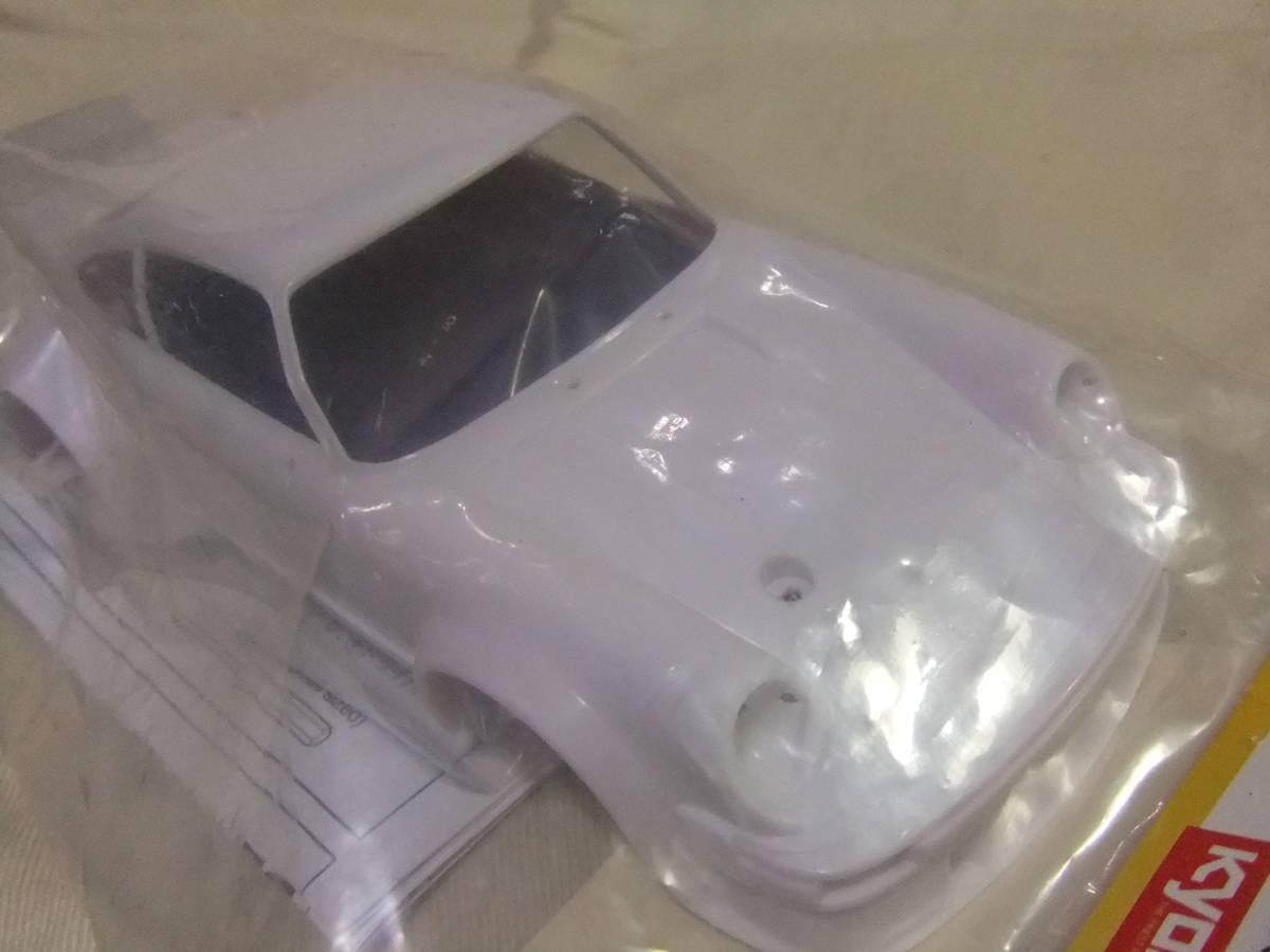 京商 Kyosho ミニッツ MINI-Z ポルシェ 934 RSR ターボ ホワイト ボデイ セット MZN133_画像2
