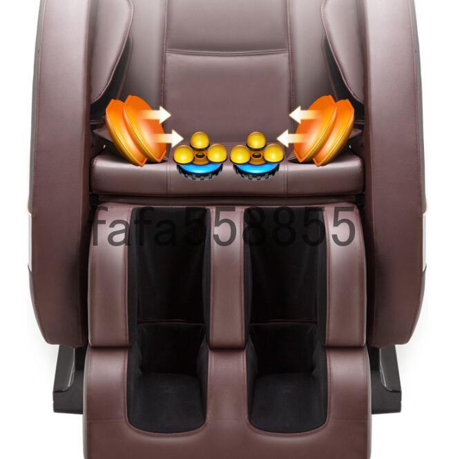 【海外発送、40日間発送可能】新品未使用◆全自動式マッサージチェア 電動マッサージチェア フルオートキャビン カプセル 重量60KG_画像2