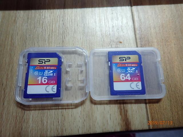 シリコンパワー 64GB 32GB 16GB トランセンド 32GB 合計4枚_画像2