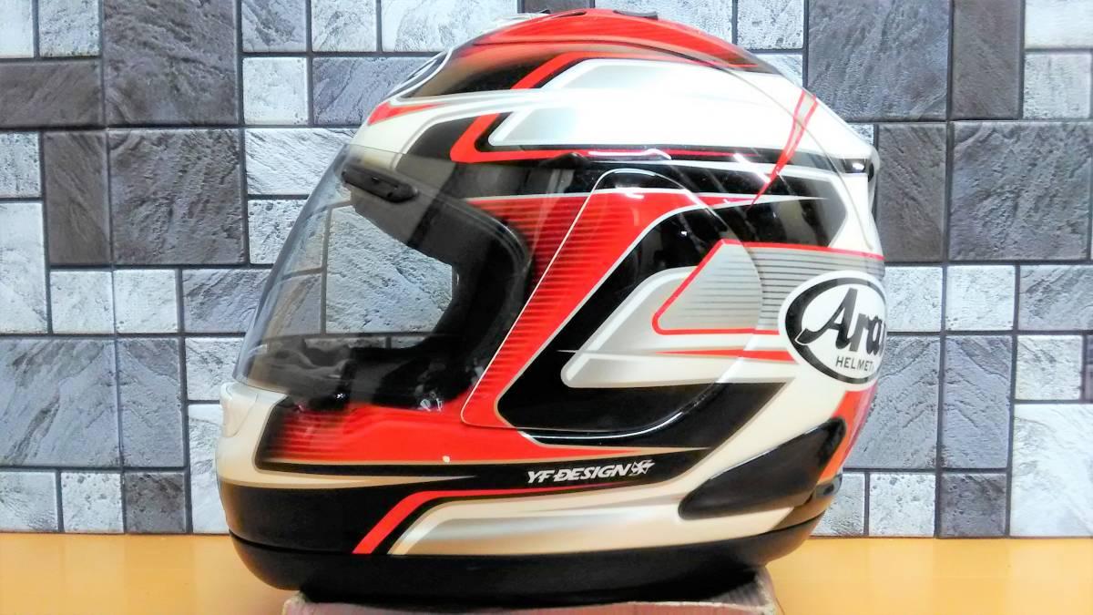 アライ Arai RX7 RR5 RX7-RR5 RX-7 RRV PEDROSA ペドロサ フルフェイス ヘルメット Mサイズ 綺麗な商品!! 最上級モデル!! 売切り!!