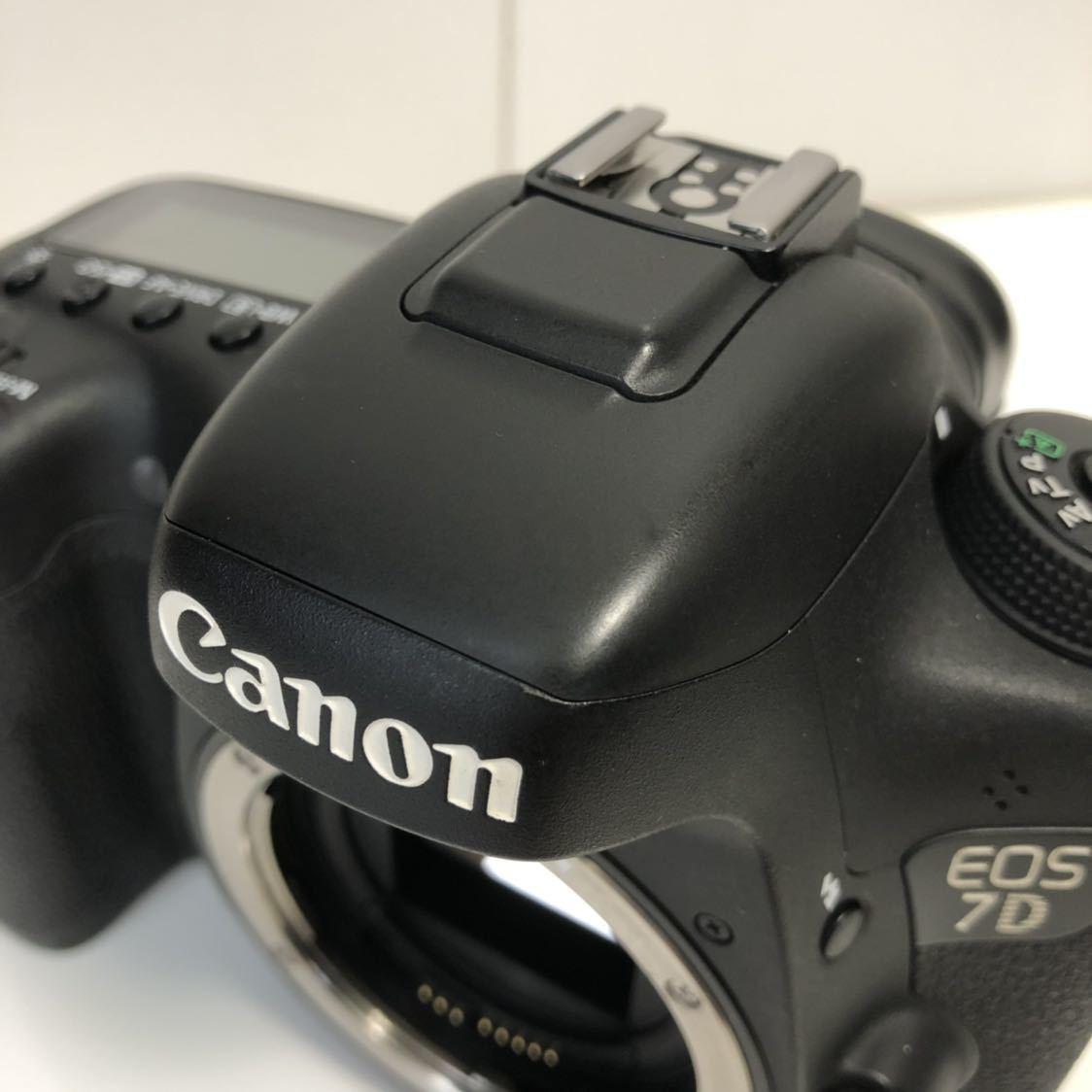 Canon EOS 7D Mark2 オマケ多数_画像4