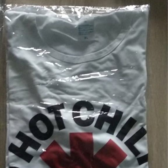 RED HOT CHILLI PEPPERS バンドtシャツ レッドホットチリペッパーズ レッチリ RHCP 半袖Tシャツ_画像4