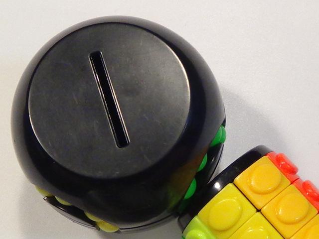 変形 スピード キューブ パズル 貯金箱 難解 チェンジ 色々 セット まとめて 珍しい 特殊 ルービック ⑭ 3個セット_画像7