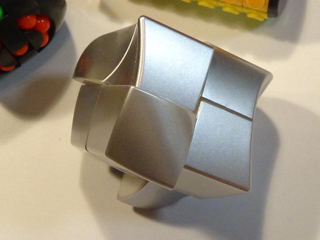 変形 スピード キューブ パズル 貯金箱 難解 チェンジ 色々 セット まとめて 珍しい 特殊 ルービック ⑭ 3個セット_画像4