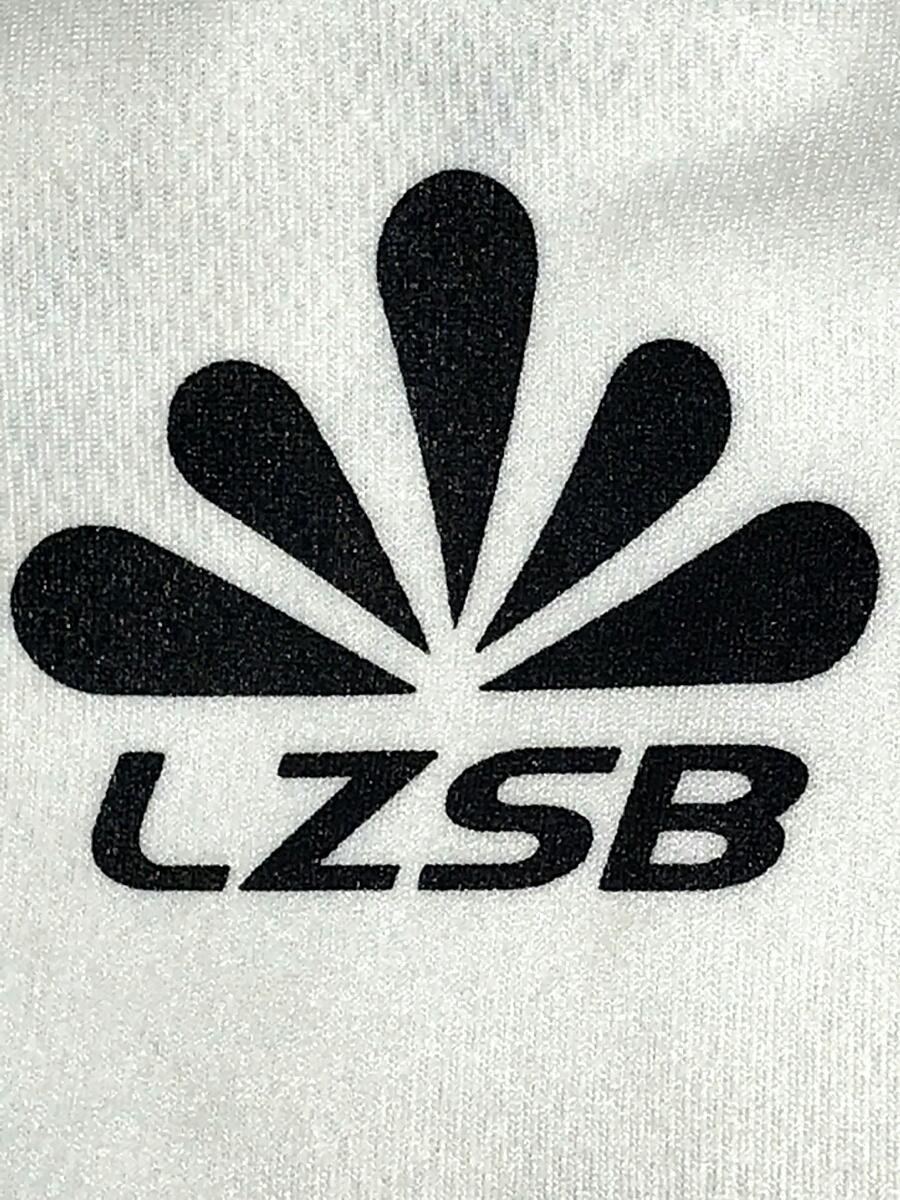 ☆☆ LUZ e SOMBRA ルースイソンブラ 半袖 速乾 Tシャツ フットサル 白 ホワイト☆☆_画像3