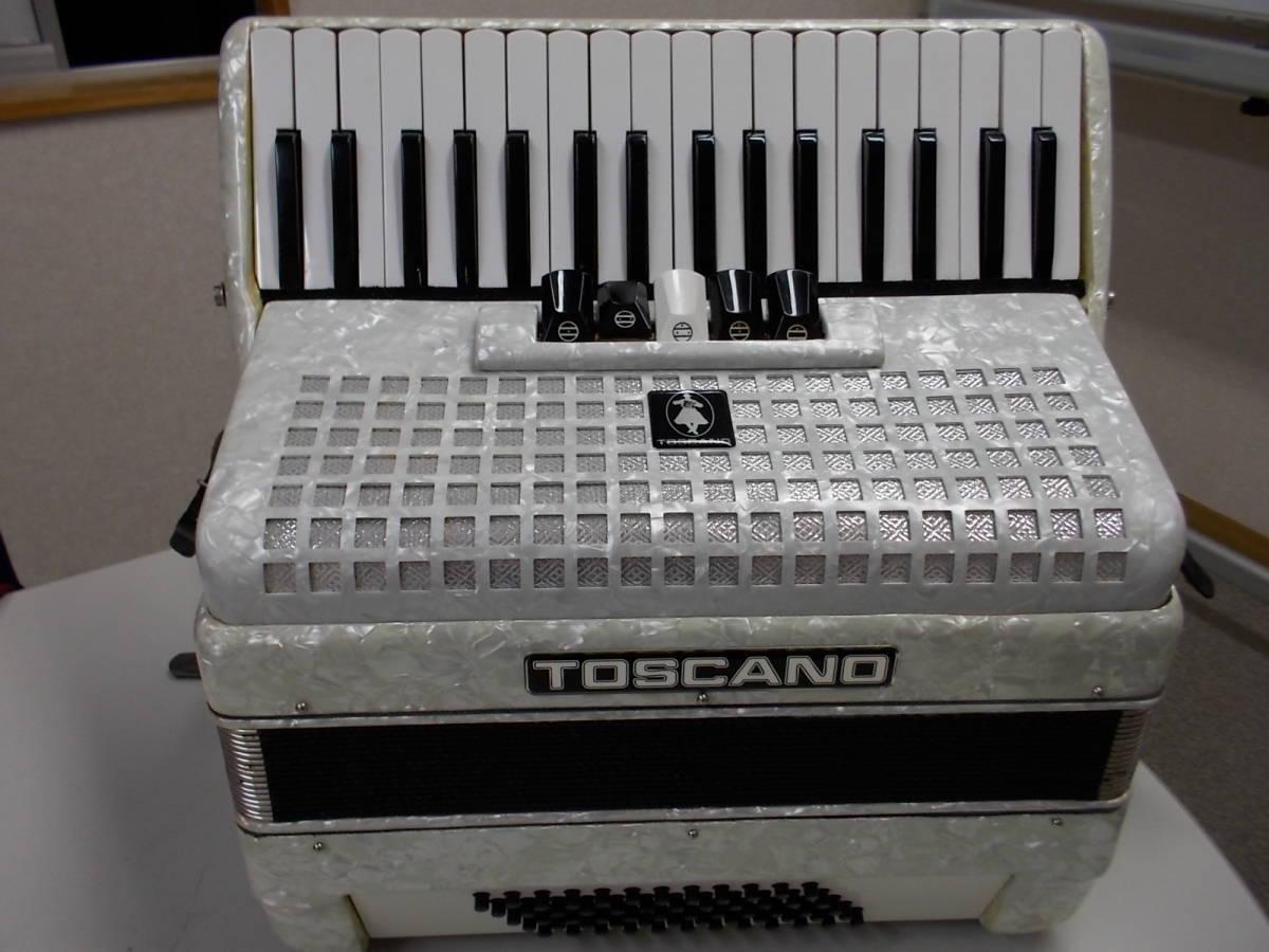 TOSCANO  34鍵60べース  ●整備済み●叙情曲、懐メロ、歌謡曲、など最高です●鍵盤幅、鍵盤タッチ問題なく即演奏できます_画像3