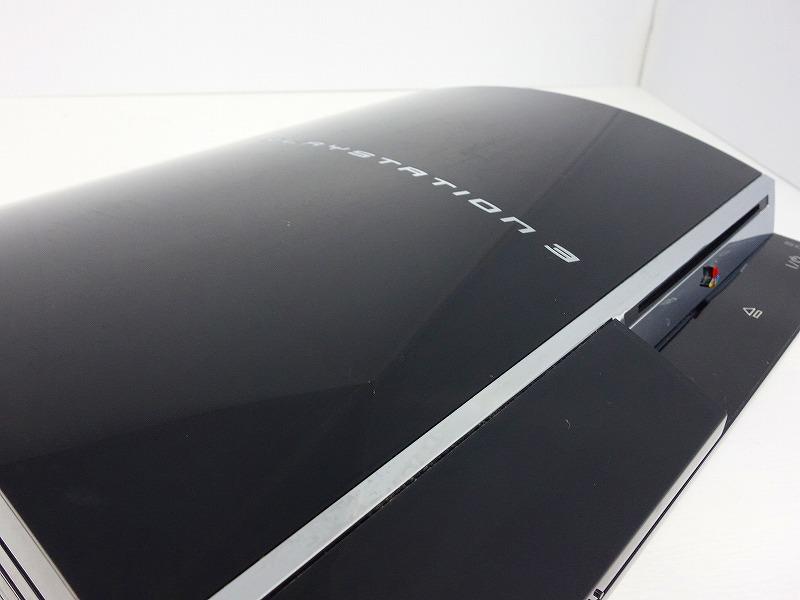 【動作確認済】PS3 本体 初期型 CECHA00 PS2遊べるモデル★純正コントローラー、新品HDMIケーブル付★すぐ遊べるセット★a1_画像3