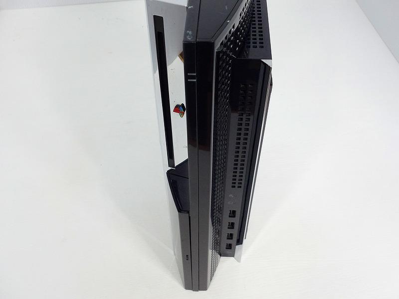 【動作確認済】PS3 本体 初期型 CECHA00 PS2遊べるモデル★純正コントローラー、新品HDMIケーブル付★すぐ遊べるセット★a1_画像9