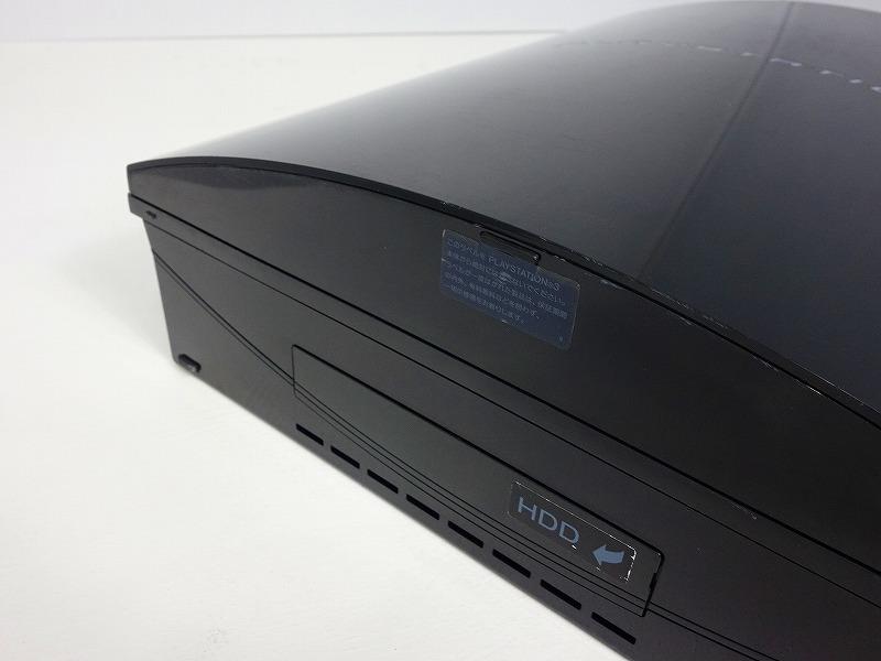 【動作確認済】PS3 本体 初期型 CECHA00 PS2遊べるモデル★純正コントローラー、新品HDMIケーブル付★すぐ遊べるセット★a1_画像4