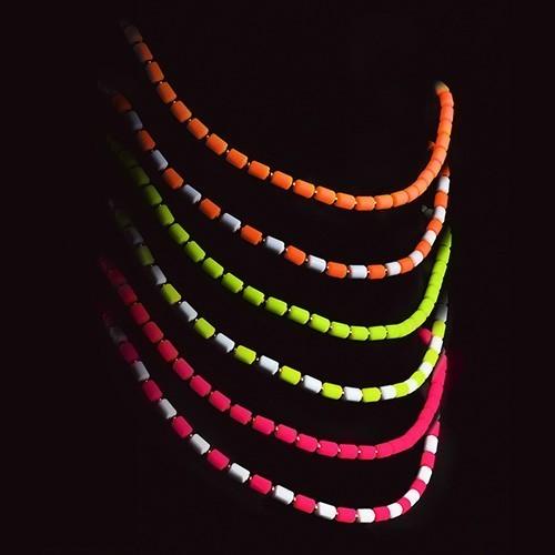【送料無料】★クリオ(CHRIO)★インパルスネオ ネックレス Sサイズ ネオイエロー 新品 正規品 保証書付き_画像3