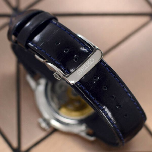 【SEIKO セイコー☆プレサージュ】SARY075 自動巻き メンズ腕時計【極美品☆動作保証】_画像7