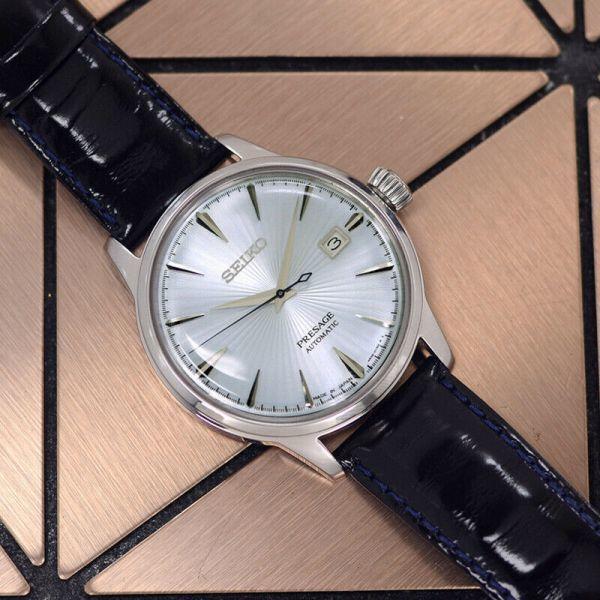 【SEIKO セイコー☆プレサージュ】SARY075 自動巻き メンズ腕時計【極美品☆動作保証】_画像5