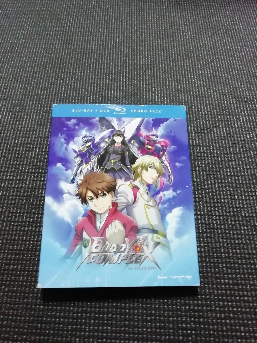 北米版リージョン1 バディコンプレックス 中古DVD