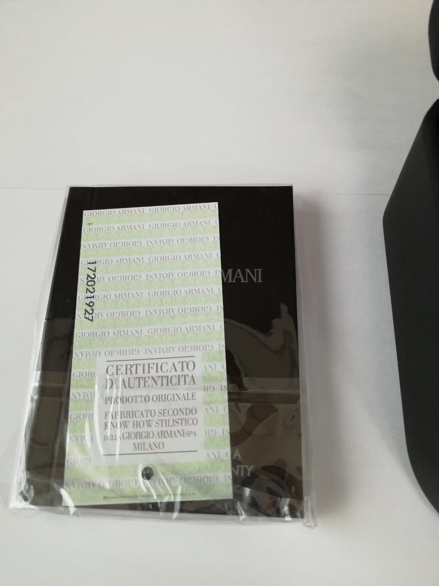 【1円~】【未使用】エンポリオアルマーニ(EMPORIO ARMANI) AR4629 腕時計 メンズ ビジネス カジュアル 自動巻き スケルトン 並行輸入_画像5
