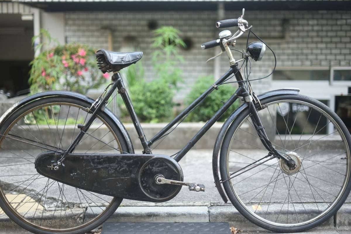 102788 ヴィンテージ 自転車  「SUN BEAM サンビーム 」 英国 アンティーク ビンテージ イギリス MADE IN ENGLAND_画像1